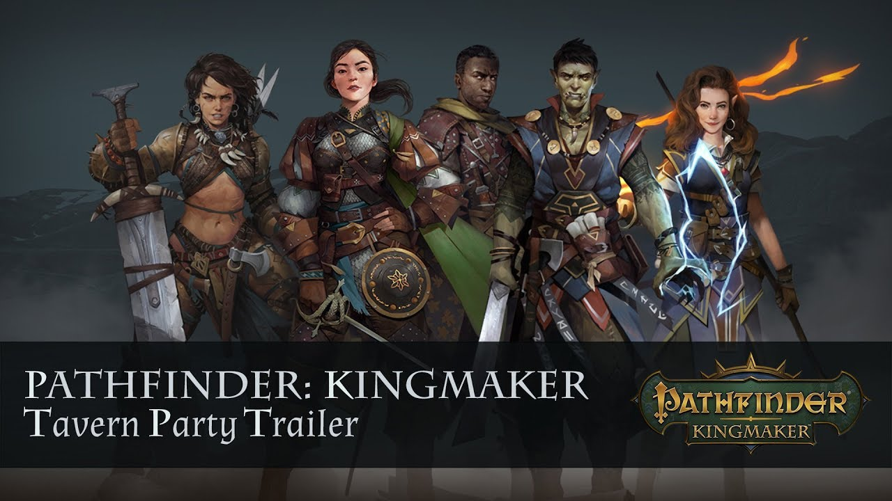 Pathfinder: Kingmaker Review - D&D's Biggest Rival - We Know Gamers