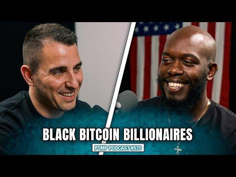 Black Bitcoin Billionaires | Isaiah Jackson | Pomp Podcast #570