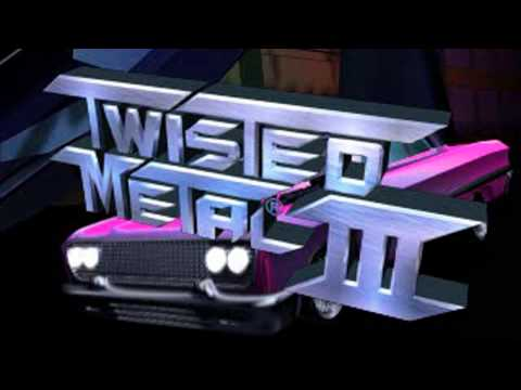 Twisted Metal III Intro