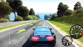 need for speed shift 2 unleashed 600hp v10 powered toyota supra
