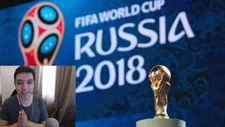 PRONOSTICUL MEU PENTRU GRUPELE DE LA CUPA MONDIALA DIN RUSIA 2018 !!!