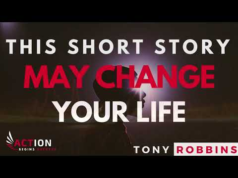 Tony Robbins - This Short Story May Change Your Life - The Power Of Giving (Tony Robbins M