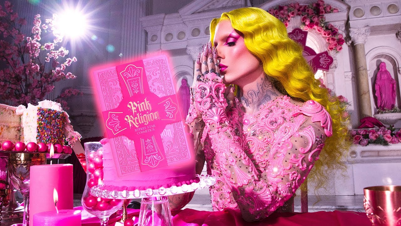 Download Pink Religion 💖 Palette & Collection Reveal! | Jeffree Star Cosmetics