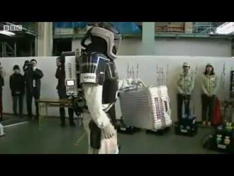 Japanese scientists develop robots to help Fukushima clean-up.