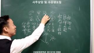 [주간역술] 문정명리학 고급사주풀이강좌 1-1