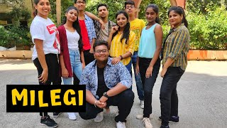 Milegi | The Crew Dance Company Choreography | Stree