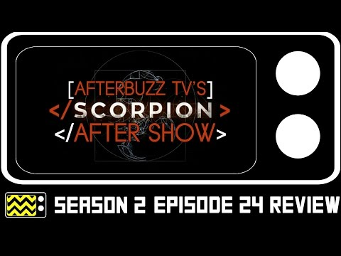 Scorpion Season 2 Episode 24 Review & After Show | AfterBuzz TV