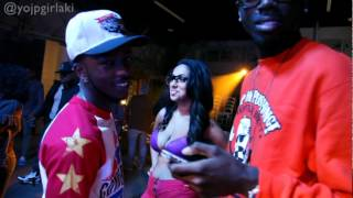 "Travis Porter new video ""Aww Yea"" behind scene"