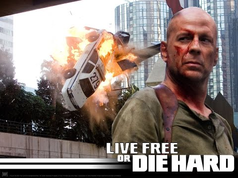 Live Free or Die Hard (2007) Movie Review (Defending Die Hard 4)