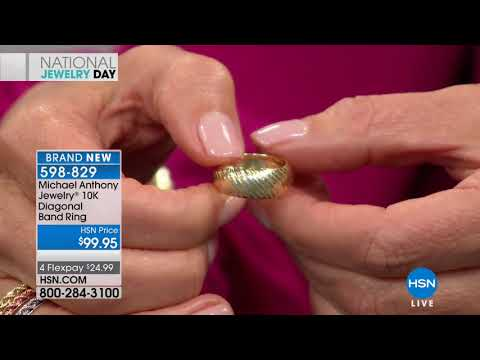 HSN | Michael Anthony Jewelry 03.13.2018 - 04 PM