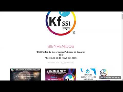 2018 05 02 PM Public Teaching in Spanish - Enseñanzas públicas en Español
