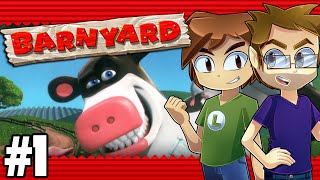 Barnyard: Jak & Lev - Part 1