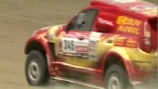 Fantastic!Great Wall Haval Team in DAKAR 2012.mp4