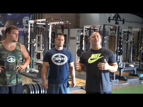 Ask DeFranco's Gym - episode #2: Olympic Lift substitutions