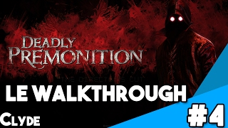 Walkthrough [FR] - Deadly Premonition [4] - Autopsie d