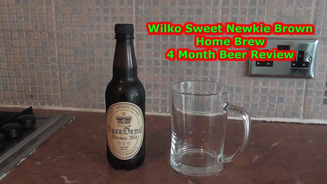 wilko sweet newkie brown 4 month tasting day 38 home brew. Black Bedroom Furniture Sets. Home Design Ideas
