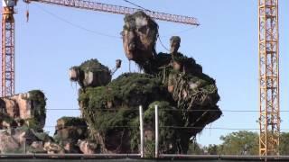 new alien plant life appears in pandora the world of avatar disney s animal kingdom theme park