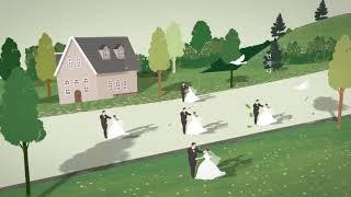 결혼식 식전영상 셀프 제작