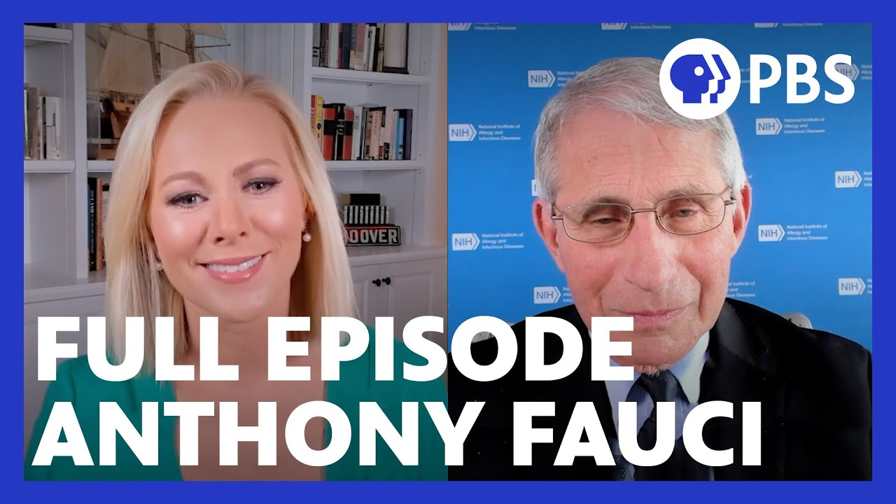 Anthony Fauci | FULL EPISODE 10.16.20 | Firing Line with Margaret Hoover | PBS