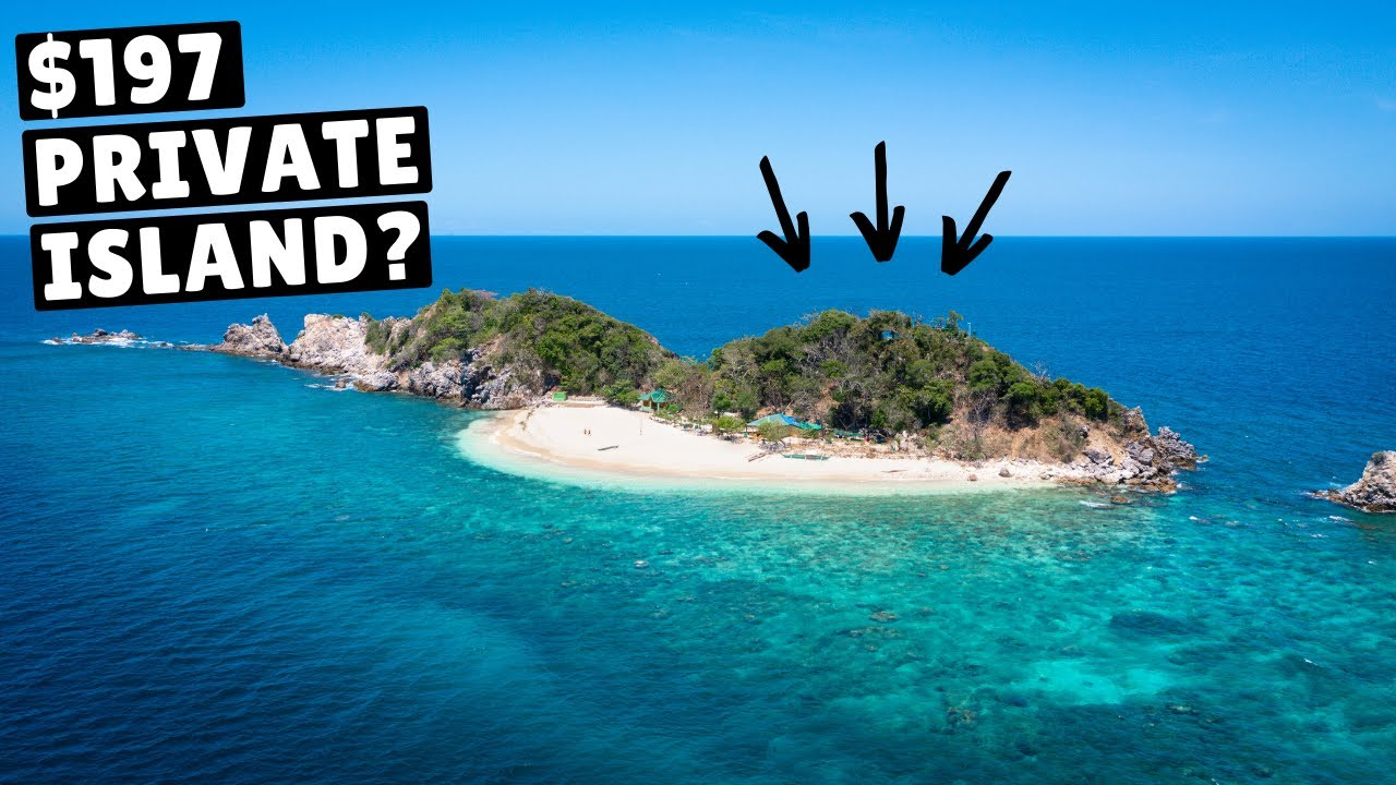Download WE RENTED AN ENTIRE ISLAND IN THE PHILIPPINES (hidden gem?)
