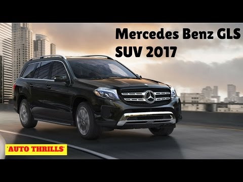 2017 Mercedes Benz GLS Class 350 First Look With Full Specification
