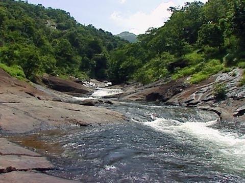 Kozhippara waterfalls, Kozhikode