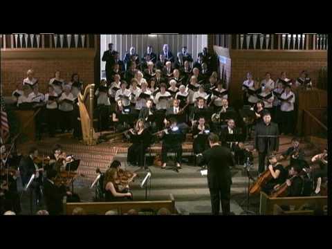 Antiphon  Vaughan Williams, John St Marie conducting