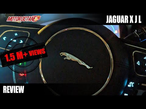 Jaguar XJ L Real life Review | Hindi | MotorOctane