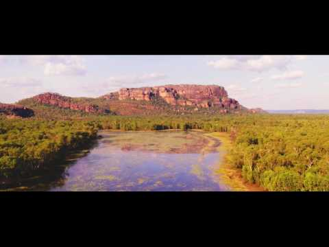 Be amazed by the first drone footage of Kakadu National Park in Australia