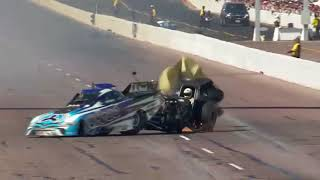 NHRA Arizona Nationals Sunday 02.25.2018.