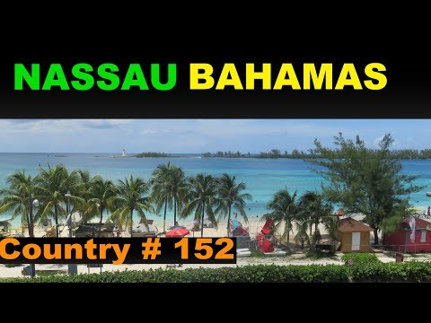A Tourist's Guide to Nassau, Bahamas