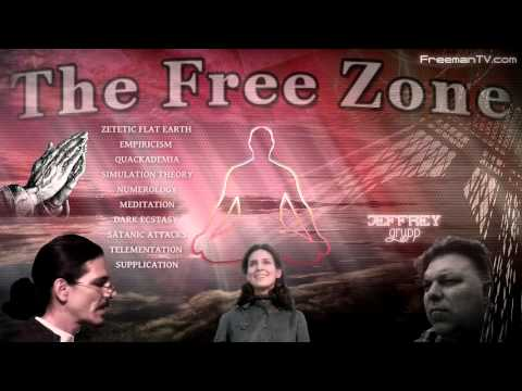 JEFFREY GRUPP & FREEMAN: Zeteticism, Quackademia & Dark Ecstasy (26th Sept 2015)
