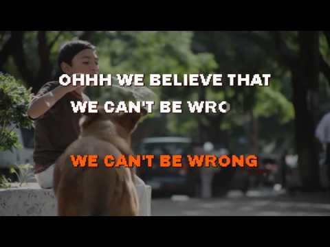 PAUL MCCARTNEY - THE BACK SEAT OF MY CAR (KARAOKE)