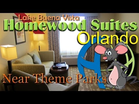 Orlando Hotels Homewood Suites Disney World Florida