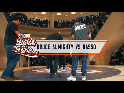 Bruce Almighty vs Nasso | 1vs1 Final | BOTY 2016 [BOTYTV]