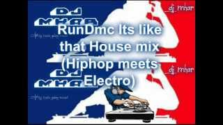 RunDmc Its like that House mix (Hiphop meets Electro).wmv