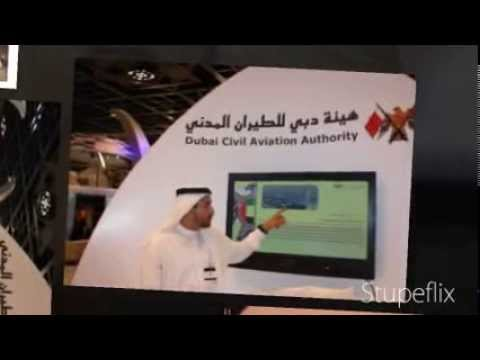 Dubai Civil Aviation Authority - Gitex 2010