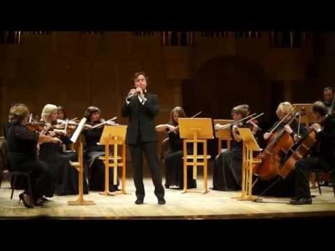 Bellini - Oboe concerto in E-flat major (Alexey Balashov)