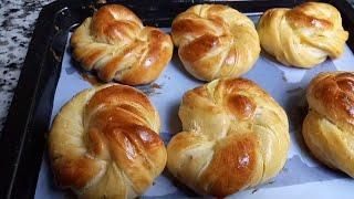 Cách làm BÁNH MÌ NGỌT Nhân Khoai Lang Dẻo, Bánh mềm Ngon - Món Ăn Ngon Mỗi Ngày