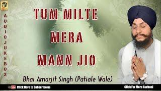 New Album | Tum Milte Mera Man Jio | Bhai Amarjit Singh | Patiale Wale | Gurbani | Shabad Kirtan