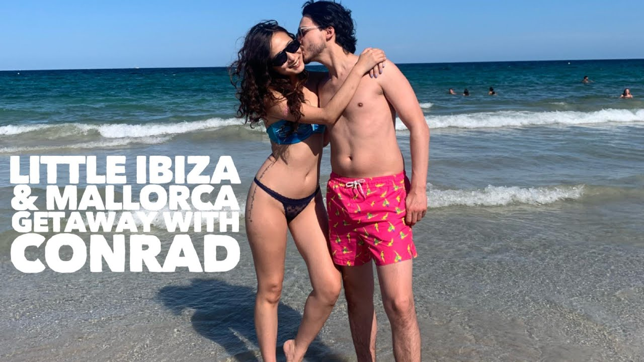 Little Getaway to Ibiza and Mallorca with Conrad | Wenwen Stokes