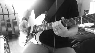Ghost Crucified Army Of Lovers Guitar Cover