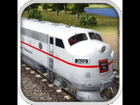 Trainz Driver -Train Driving Game And Realistic Railroad Simulator / IOS / By N3V Games /