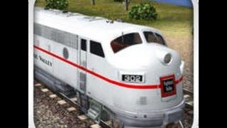 Trainz Driver -Train Driving Game and Realistic railroad simulator / IOS / By N3V Games /
