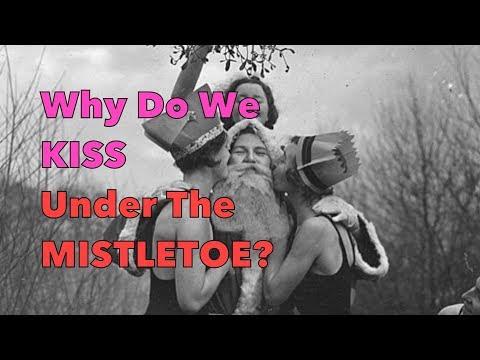 Jesus vs Baldur - The Origins of Mistletoe and Christmas - The Sun God descends into the Underworld