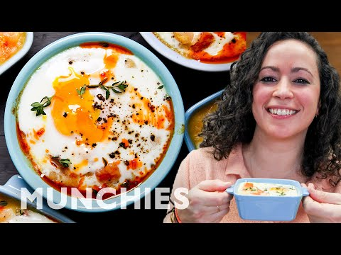 White Bean Breakfast Bake The Cooking Show