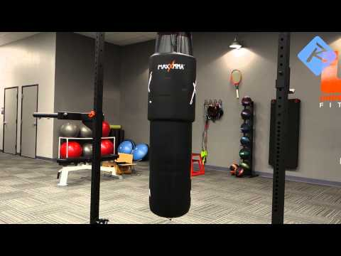 Respire Fitness - The MaxxMMA Water/Air Heavy Bag Review