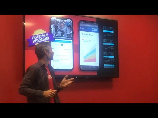 RedLINES at IBM Startup Incubator