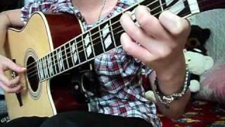 Mẹ yêu không nào (Con cò bé bé) (guitar solo~easy~tab)