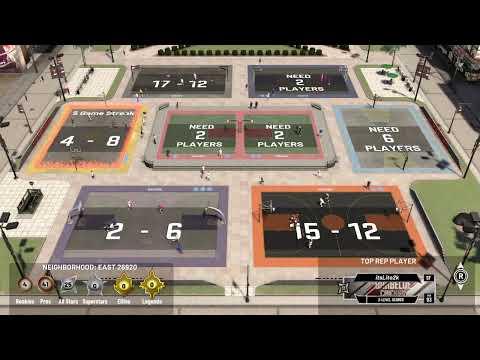 NBA 2k 20 park